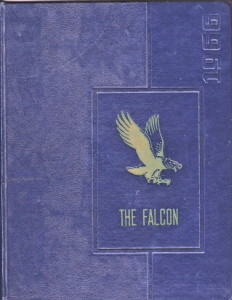 1st hard cover Yearbook